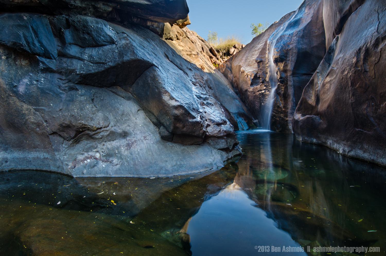 Within The Slot Canyon, Gunlom Falls, Kakadu National Park, NT,