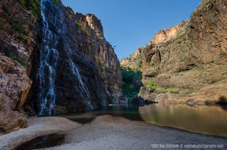 Canyon Cascade, Twin Falls, Kakadu National Park, NT, Australia,