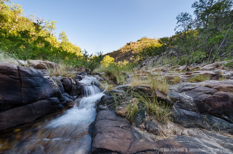 Tranquil Waterfall, Kakadu National Park, NT, Australia