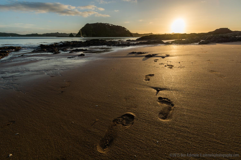 Footprints, Paihia, Bay of Islands, New Zealand