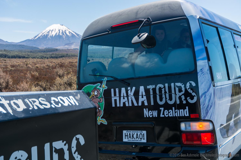 HAKA TOURS - NEW ZEALAND
