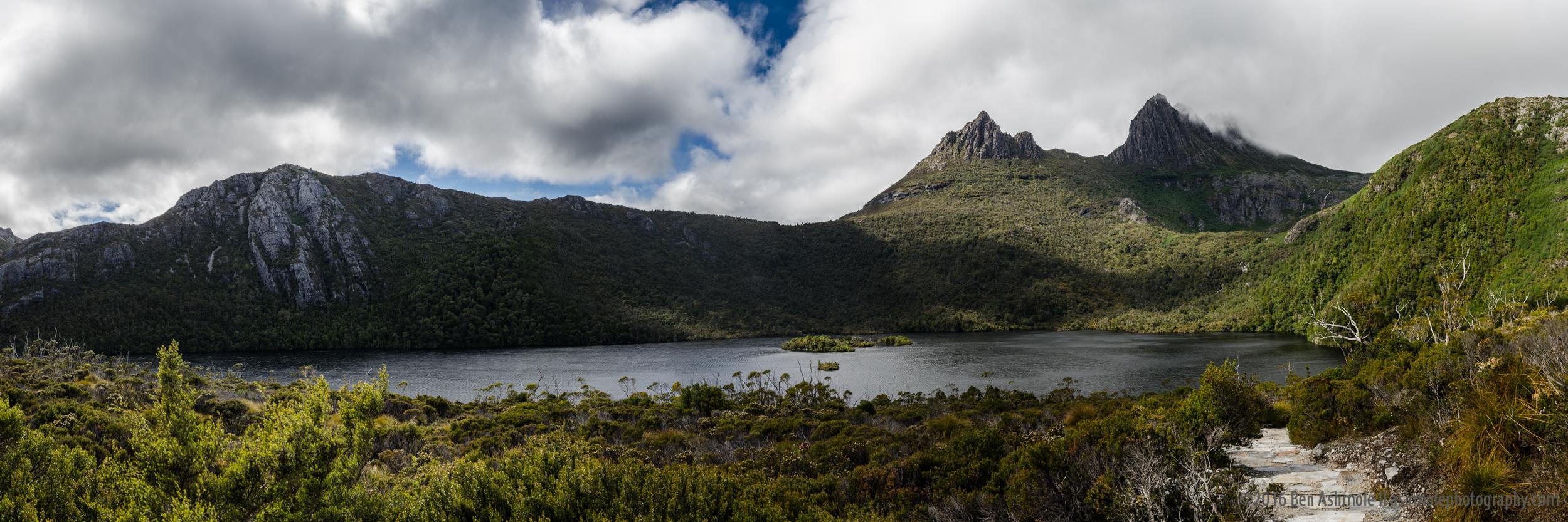 Cradle Mountain Panorama, Tasmania, Australia