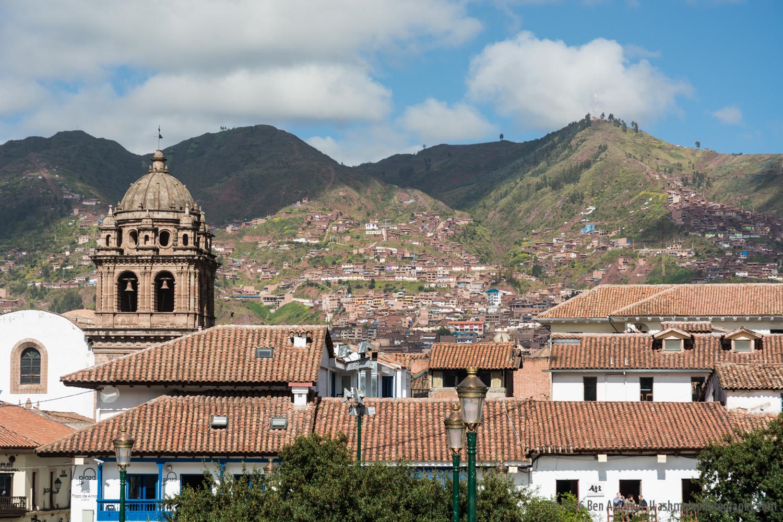 Cusco Rooftops, Peru