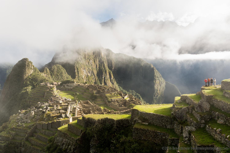 The Photo Group, Machu Picchu, Peru