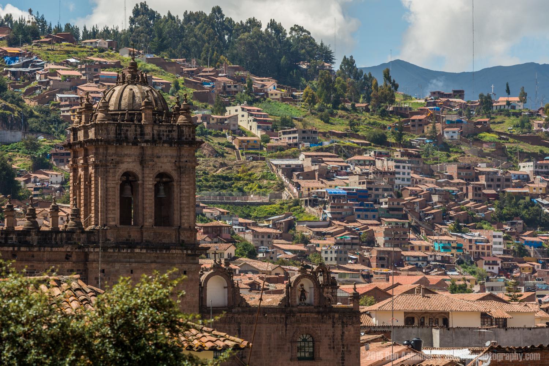 Cusco Architecture Details, Peru