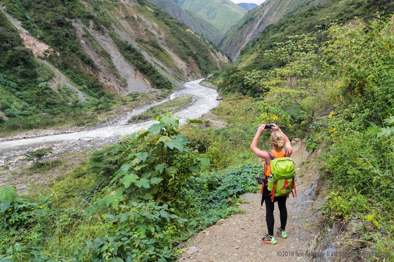 Machu Picchu Jungle Hike 3, Peru
