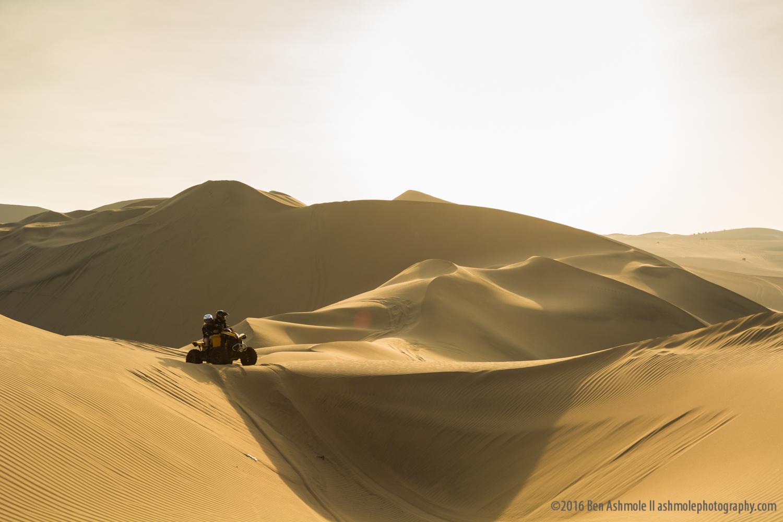 Dune Riding 6, Huacachina, Peru