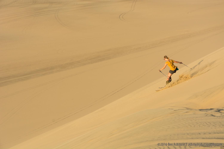 Dune Riding 4, Huacachina, Peru