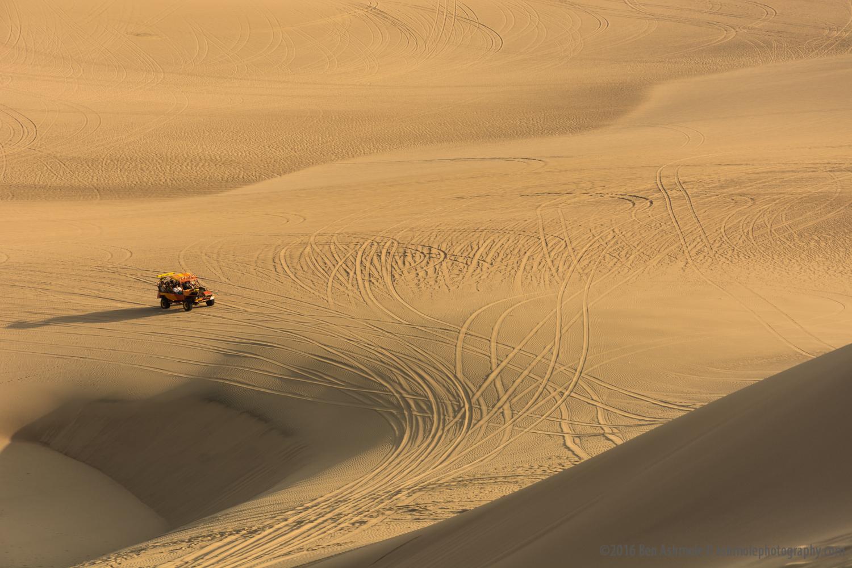Dune Riding 3, Huacachina, Peru