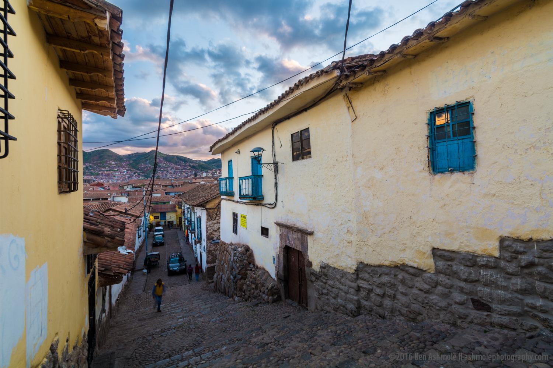 Cusco Streets, Peru