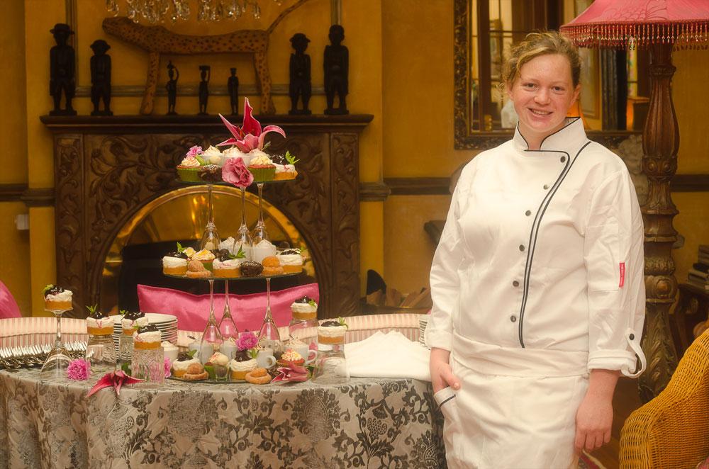 Jessica Meyerowitz - New Age Wedding Cake 8