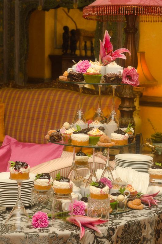 Jessica Meyerowitz - New Age Wedding Cake 7