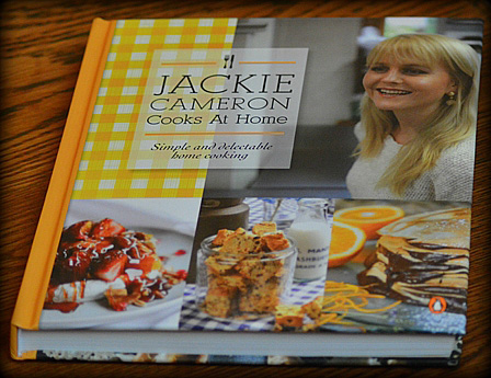 Jackie Cameron Cooks at Home Recipes