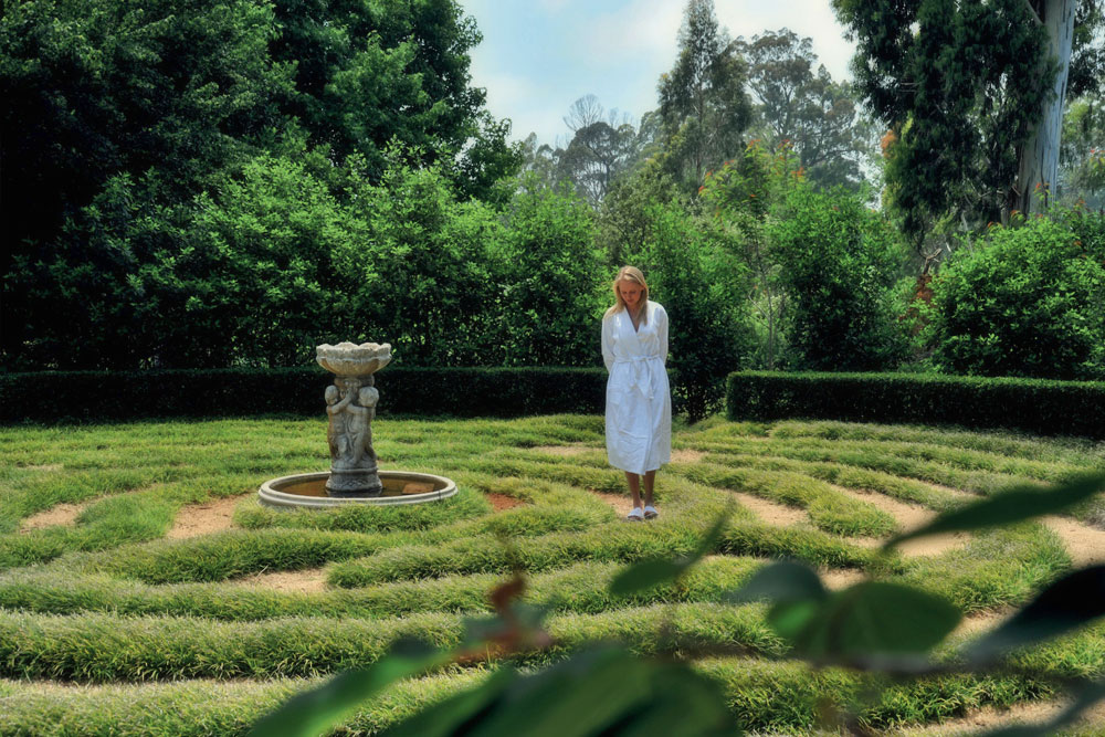 Brookdale Health Hydro Labyrinth