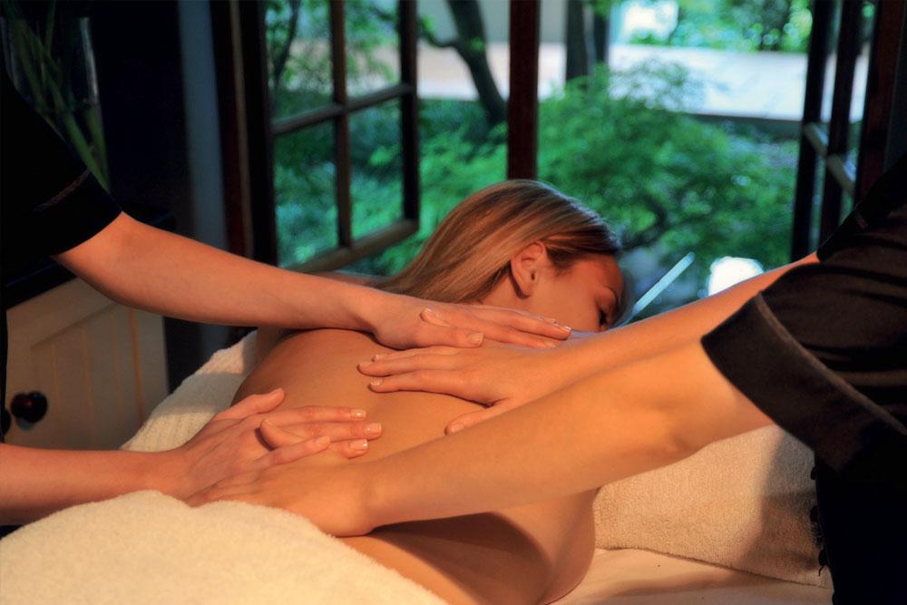 Brookdale Health Hydro Twin Massage