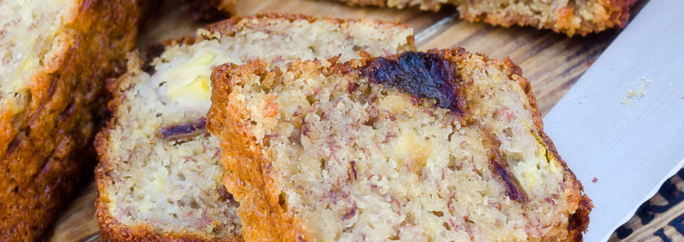 Banana and Date Bread