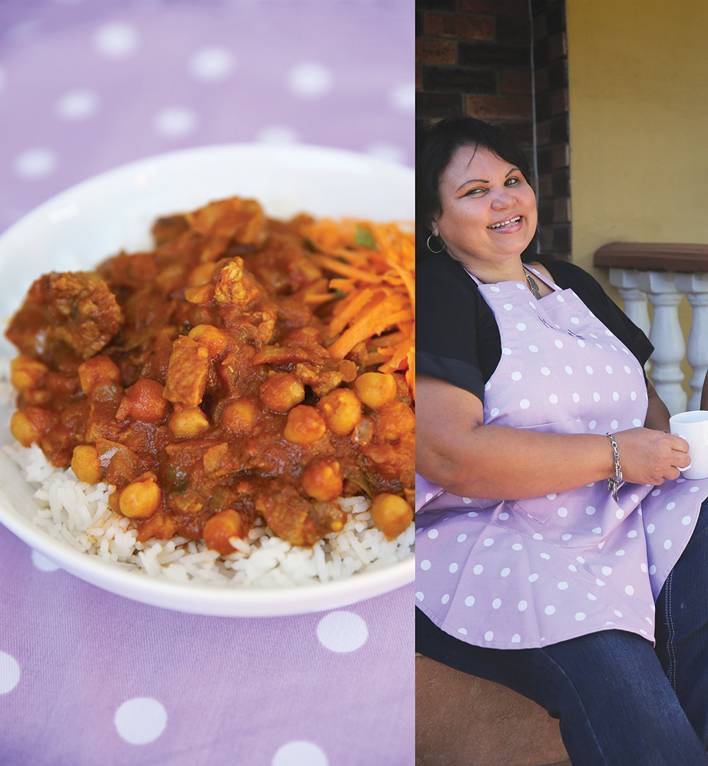 Fatima's Fabulous Beef Curry