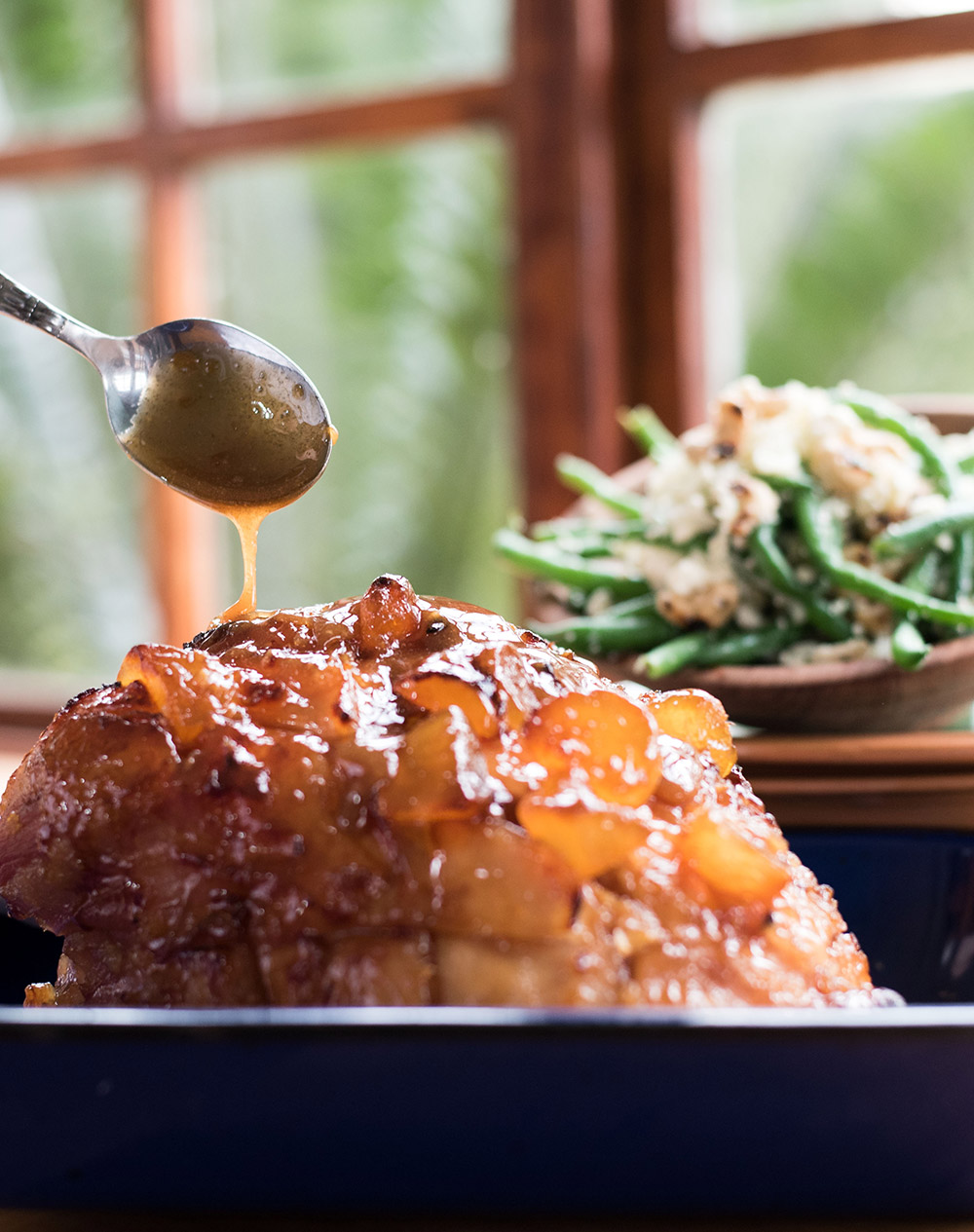 Emily's Frankies' Ginger Ham and Green Bean Salad / Kate Martens (p)