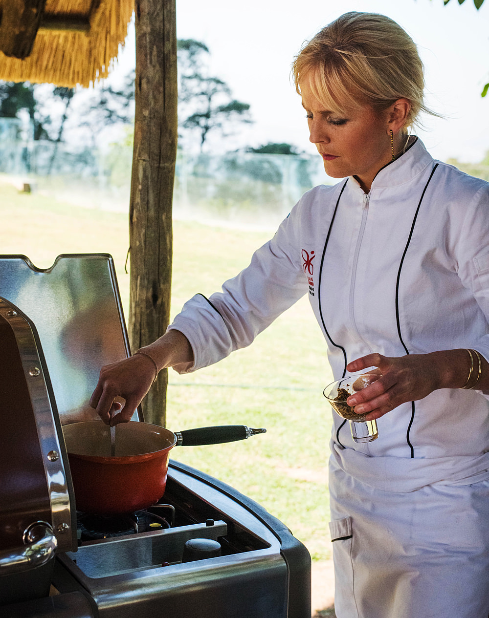 White Wine and Mustard Sauce -Kate Martens (p)