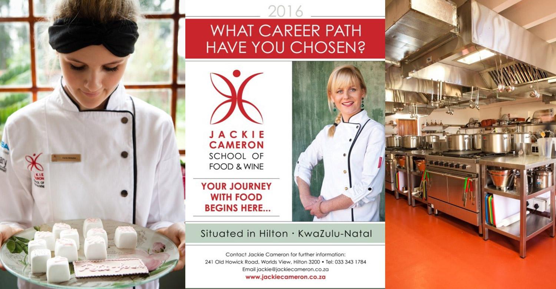 Jackie Cameron School of Food & Wine