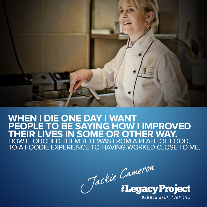 The Legacy Project - Jackie Cameron 1