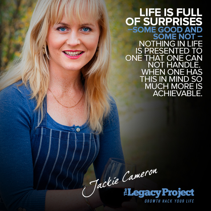 The Legacy Project - Jackie Cameron 2