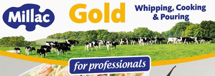 Millac Gold UHT Cream