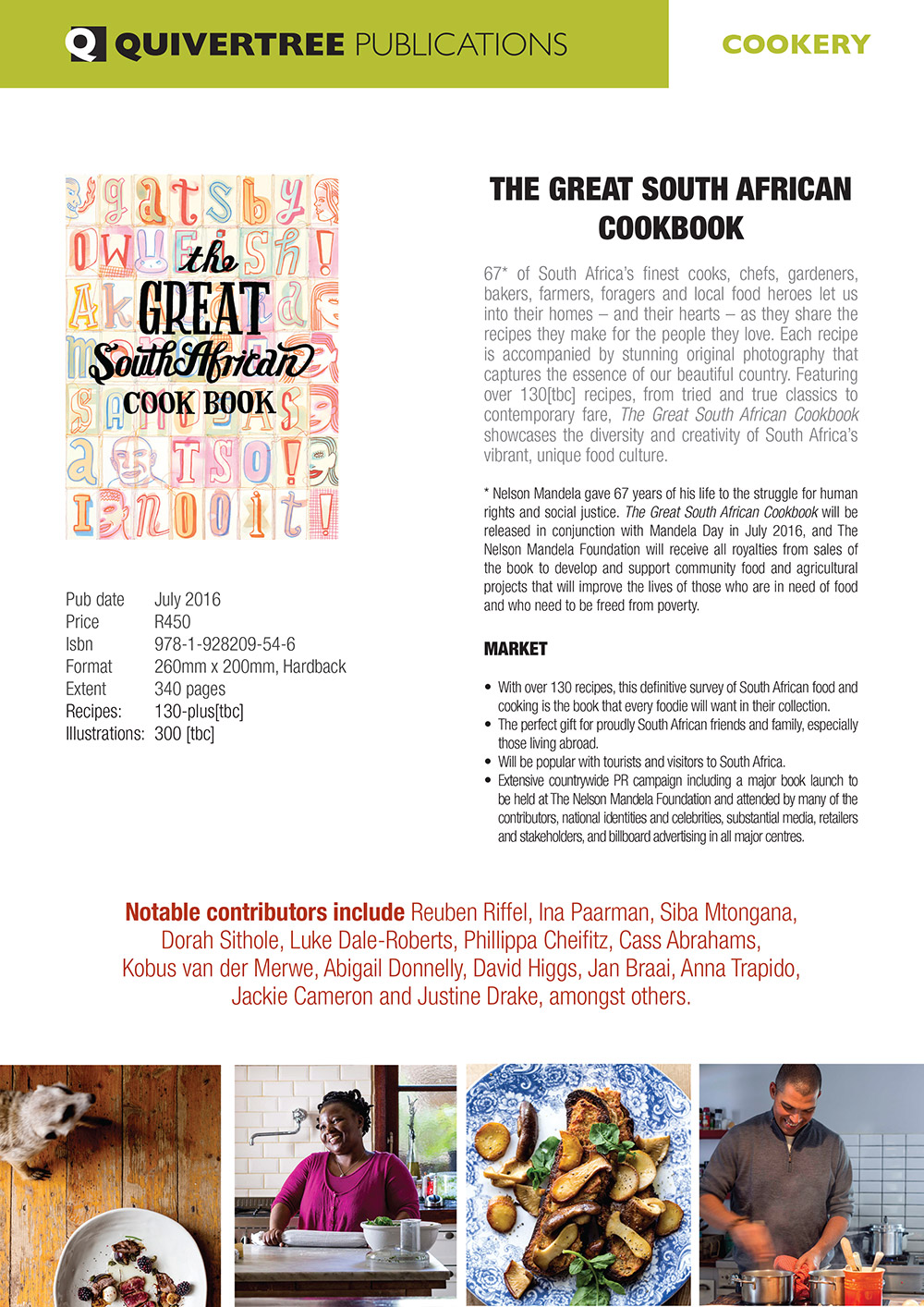 The Great South African Cook Book