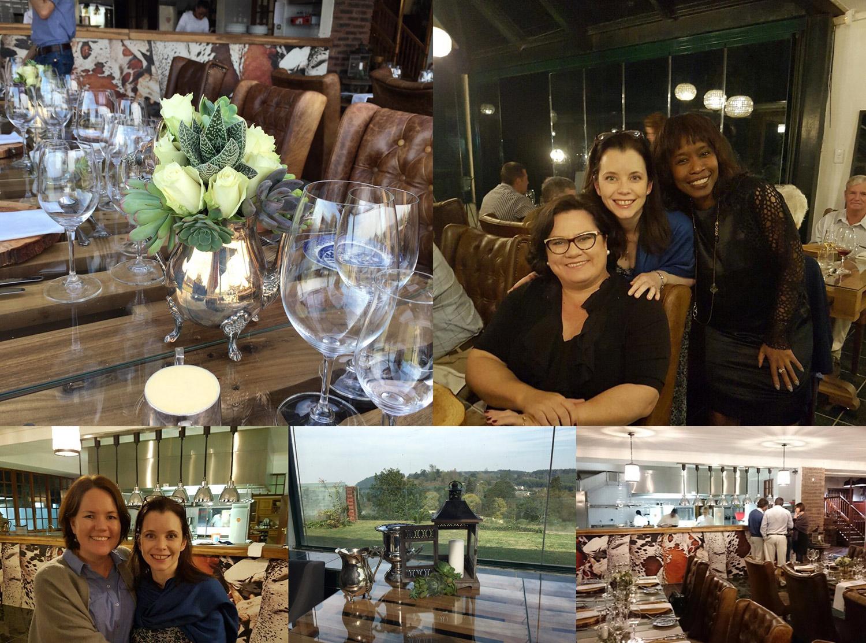 Birthday Dinner at Jackie Cameron School of Food and Wine