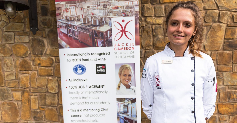Kelsey Holmes - Jackie Cameron School of Food & Wine