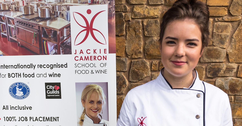Jordin Shelly - Jackie Cameron School of Food & Wine