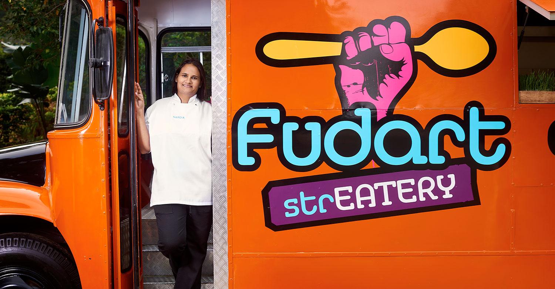 Celebrity Judge: Nardia Adams - Fudart