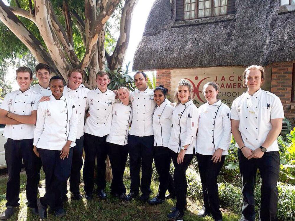 Jackie Cameron School of Food & Wine - Class of 2017/2018