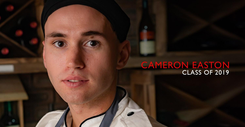 Chef Cameron Easton