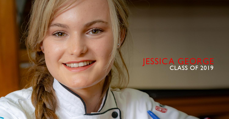 Chef Jessica George - Jackie Cameron School of Food & Wine