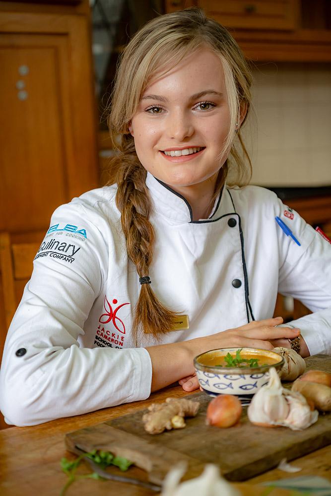 Jessica George