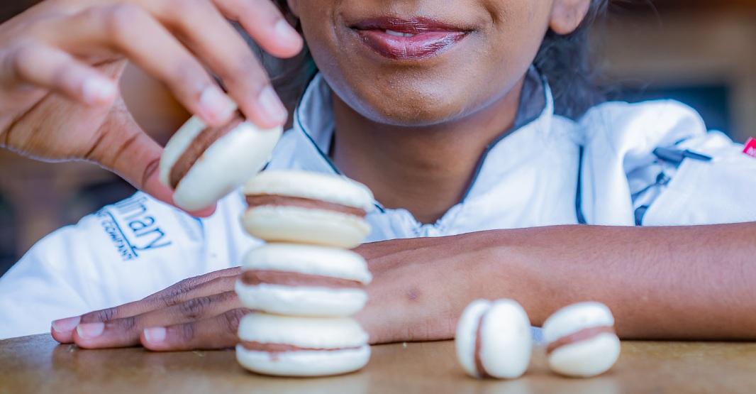Tahila Pillay Macarons