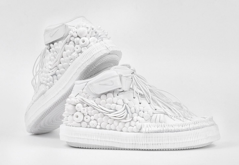 Ged's Nike sneaker design