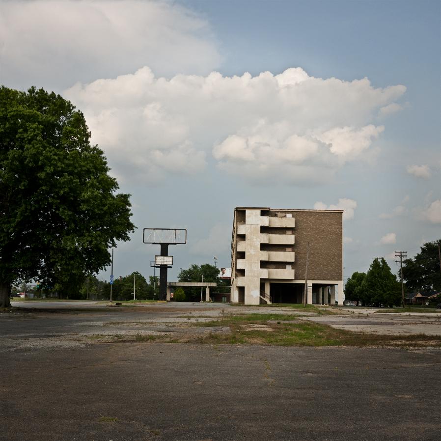 Heartbroken hotel, Memphis, TN