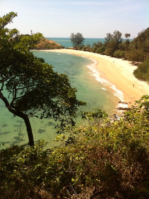 Koh Lanta National Park (I finally found the beach!)