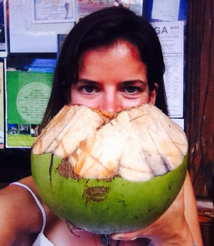 I'm a cocoNUT
