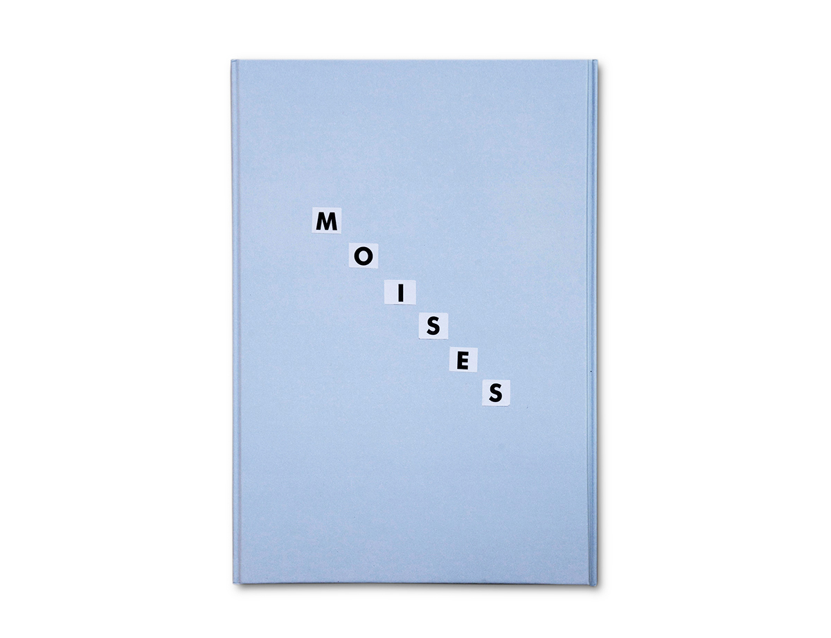 - Moisés selected as one the best phptobooks in TIME MAGAZINE