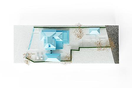 NOMAA architect jaren 30 villa boxtel brabant zelfbouw kavel modern landelijk strak warm baksteen stijlvol wonen maquette_1.jpg