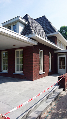 Clarissenstraat bouw villa particulier opdrachtgever woning zelfbouw jaren 30 landelijk architect boxtel luxe wonen stijlvol kavel NOMAA brabant vught baksteen traditioneel_11.jpg
