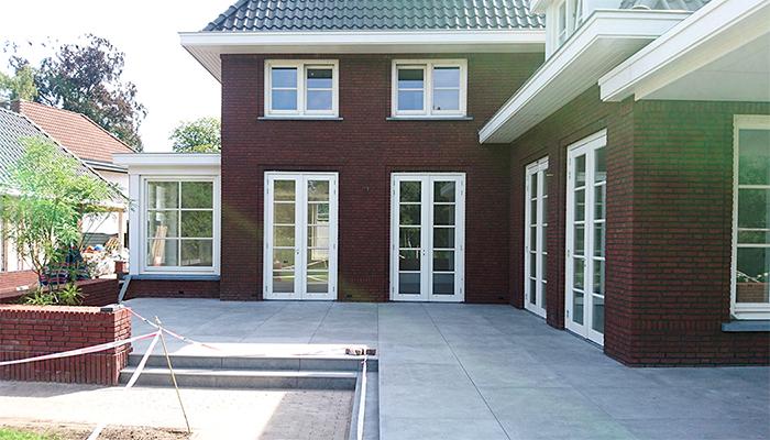 Clarissenstraat bouw villa particulier opdrachtgever woning zelfbouw jaren 30 landelijk architect boxtel luxe wonen stijlvol kavel NOMAA brabant vught baksteen traditioneel_12.jpg