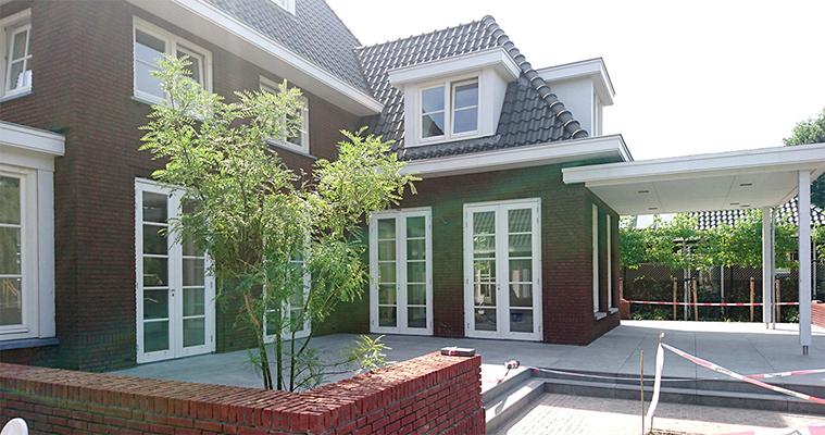 Clarissenstraat bouw villa particulier opdrachtgever woning zelfbouw jaren 30 landelijk architect boxtel luxe wonen stijlvol kavel NOMAA brabant vught baksteen traditioneel_13.jpg