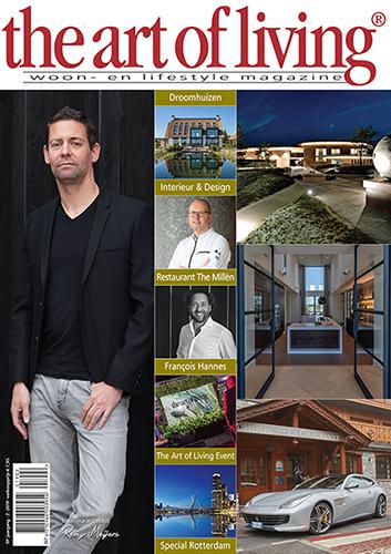 'Luxe nieuwbouwvilla met modern-landelijk karakter'  The Art of Living - mei 2019