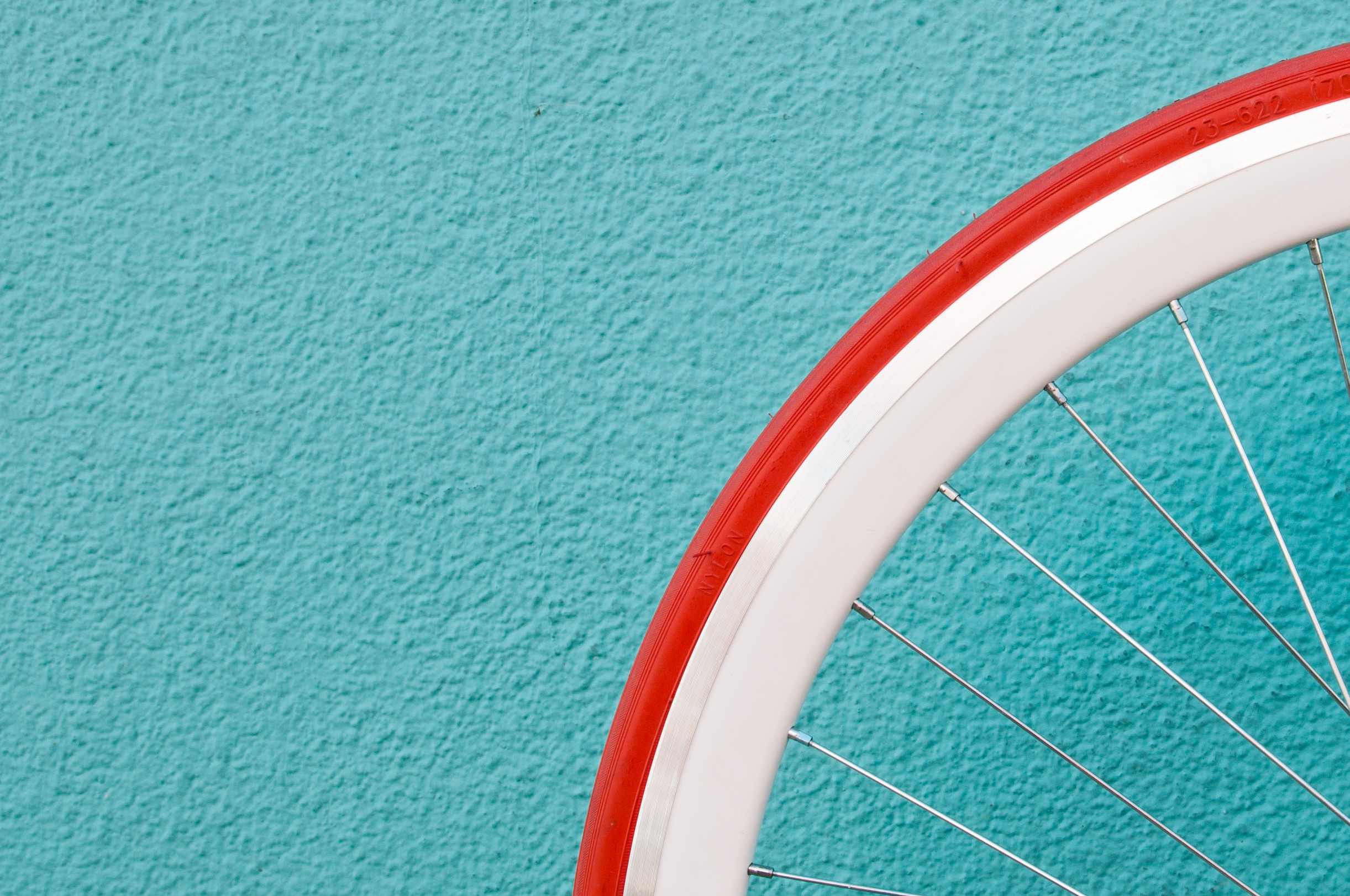 Your marketing is like a wheel… - …and your website with its blog is the hub.
