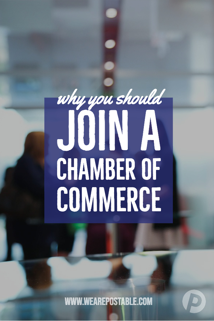 why you should join a chamber of commerce
