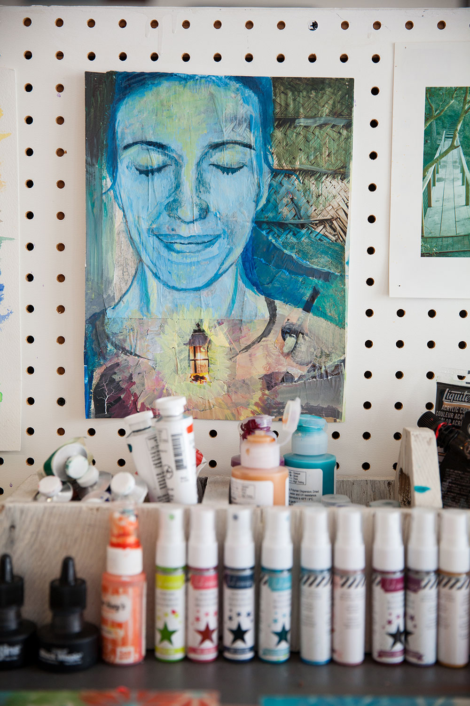 Anna Ryan Expressive Arts. Art classes in Novato, CA